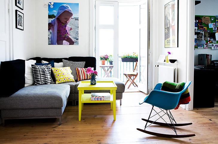 Interiørfotos fra lejligheden 3   vores stue   whatwedo københavn