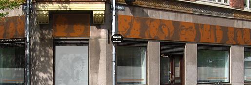 <em>Facade</em> til kommunal rådgivningsbutik