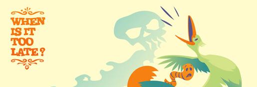 Global Warming <em>T-shirt</em> and Poster Design