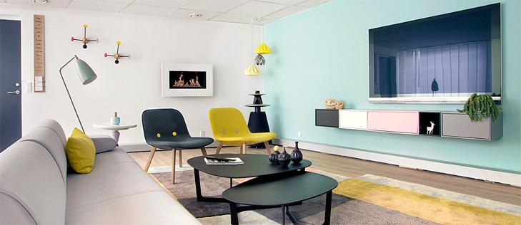 bang and olufsen showroom whatwedo copenhagen. Black Bedroom Furniture Sets. Home Design Ideas