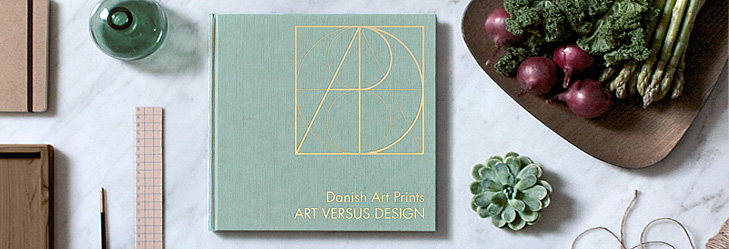 Book About Danish Art Prints