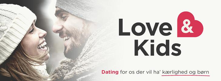 Grafisk design til dating website
