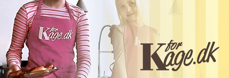 Identitet og logo til K for Kage