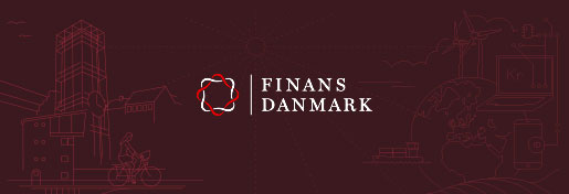 Visuals for annual meeting of the Danish financial sector