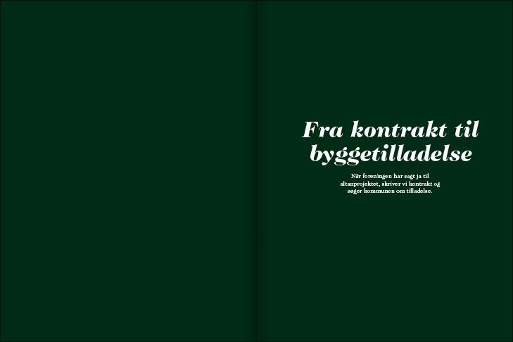 Magasin design og layout: Fra kontrakt til byggetillladelse, MinAltan Magasin opslag