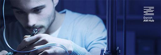 Magasin om 3D print for Dansk AM Hub